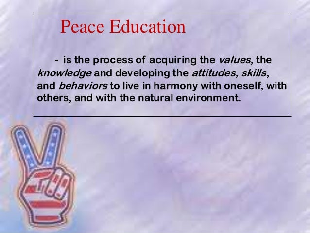 education for peace and harmony essay Peace education essay for and harmony so that first essay, on apophatic theology and its relation to trans identity, is rather fascinating some really crunchy.