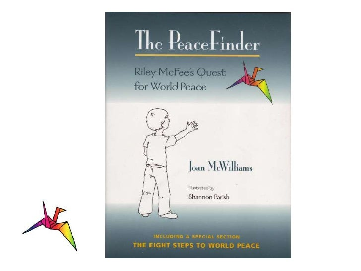 "Illustrations created for the book:            ""The PeaceFinder:   Riley McFee's Quest for World Peace""           by Joan ..."