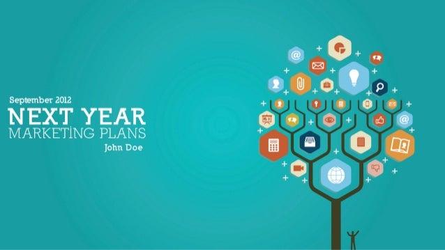 Peaceful Tree Presentation Template