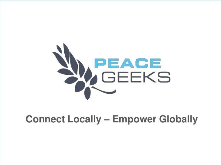 Peace geeks crowdfunding case study