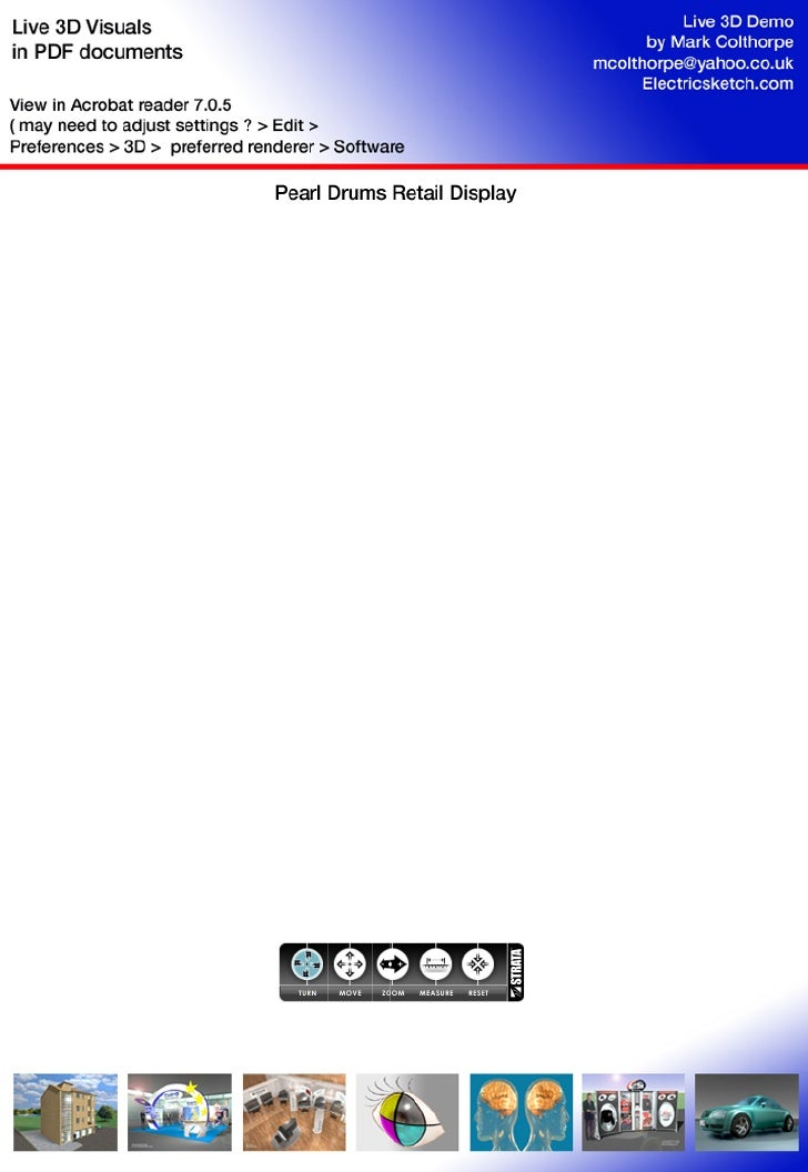 Pearl Retail Live Demo