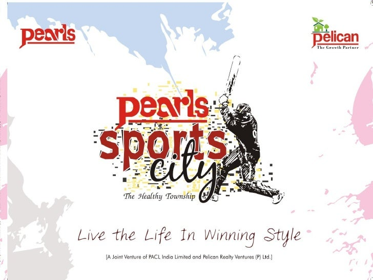 Pearls sports city, LUCKNOW