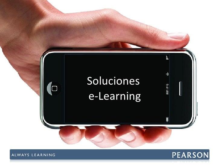 Pearson e learning_2011