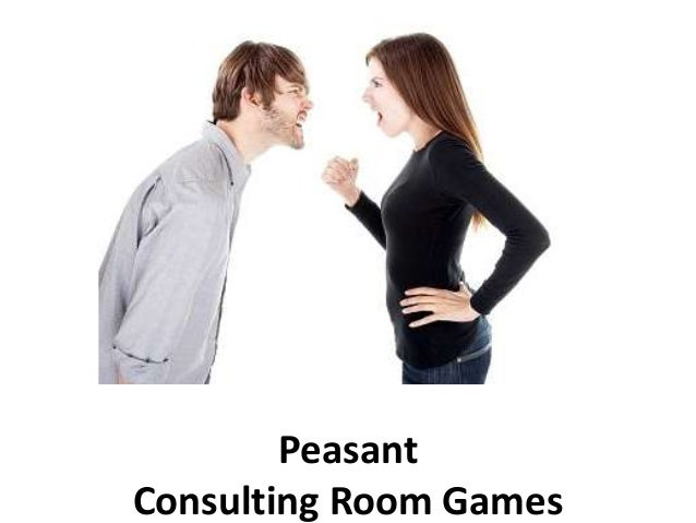 Peasant Consulting Room Games