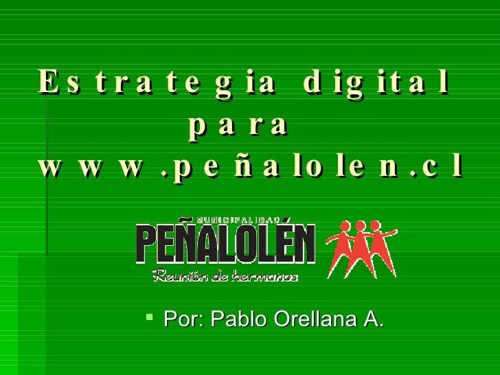 PeñAweb