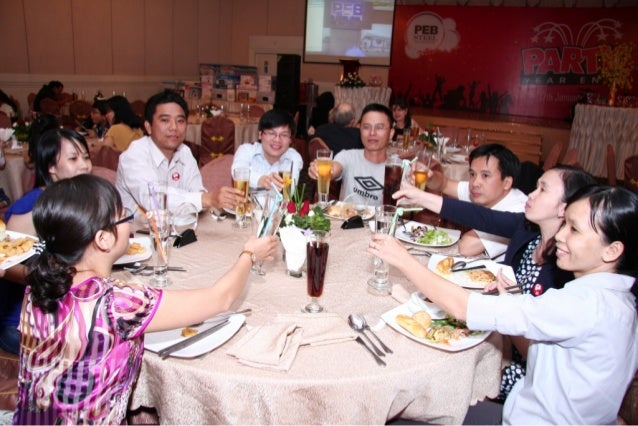 PEB Steel - Year End Party 2013 - Part 2
