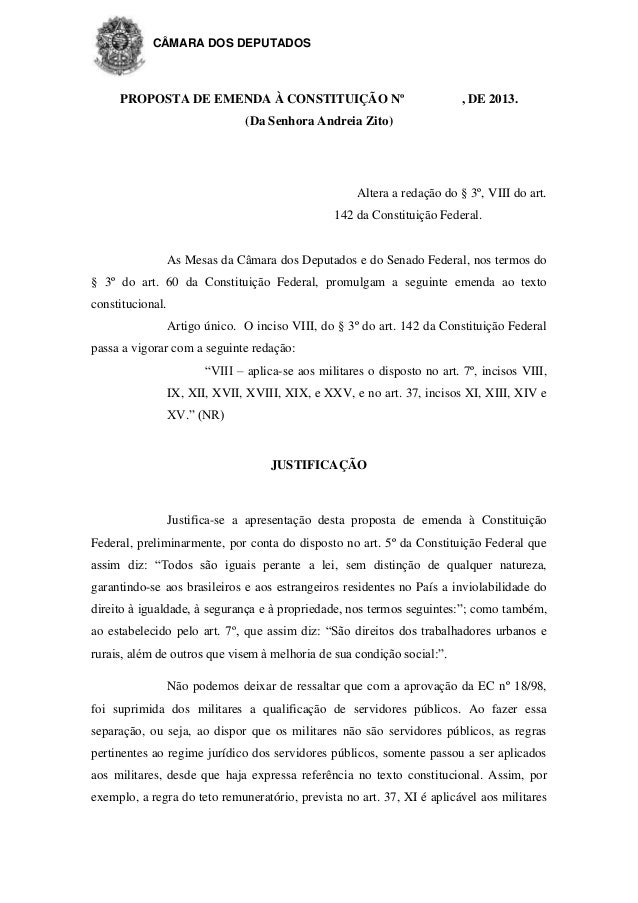 PEC 295 2013 - CONCEDE ADICIONAL NOTURNO AOS MILITARES