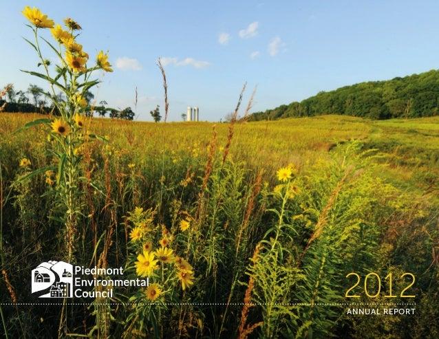 PEC Annual Report 2012