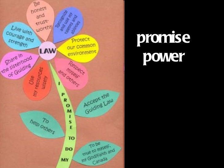 promise power
