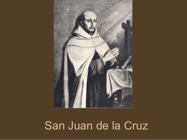 San Juan de la Cruz - Pecha kucha
