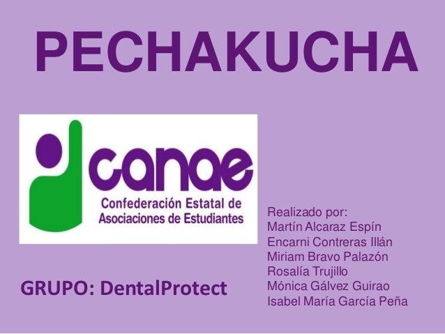 Pechakucha - CANAE