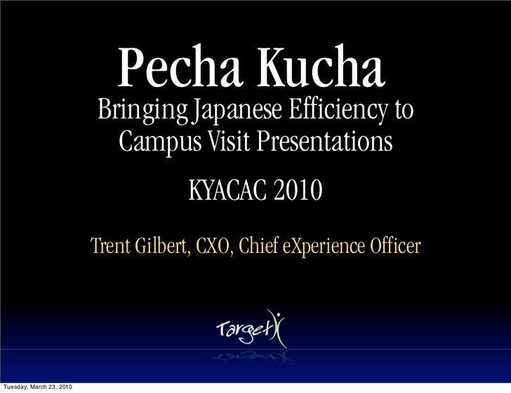 KYACAC Pecha Kucha