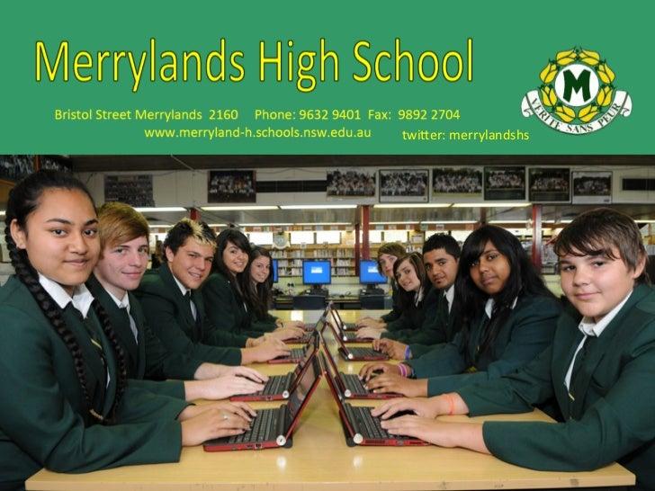 Belinda Guidice - Merrylands High School