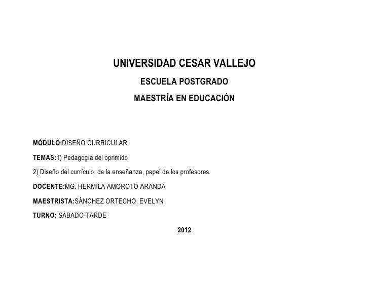 UNIVERSIDAD CESAR VALLEJO                                       ESCUELA POSTGRADO                                     MAES...