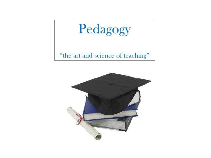 Pedagogy 7 9