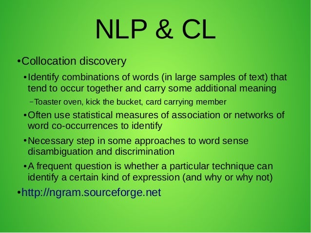 thesis nlp My specialization is in the field of natural language processing my thesis research was focussed on analyzing and summarizing text in scientific papers you can find more details about my work in my thesis and other publications linked below phd thesis nlp driven models for automatically generating survey articles for scientific topics.