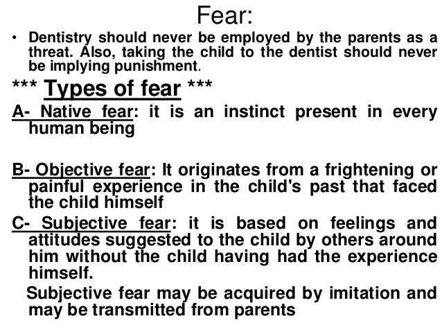 fear psychology and fears The difference between worry, anxiety, fear, and panic, and how these various states of mind interrelate.