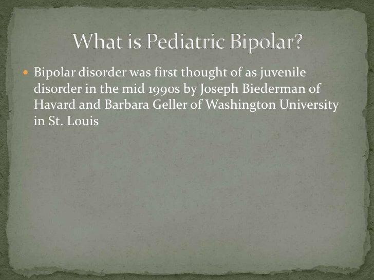 bipolar illness essay