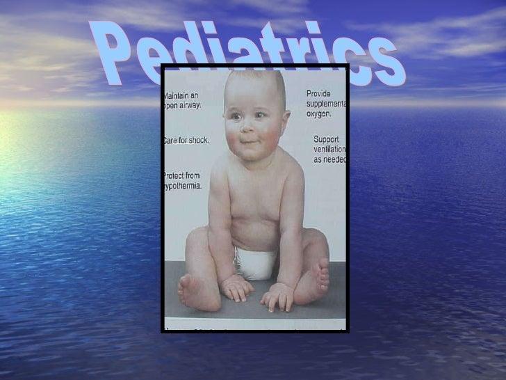 Pediatrics