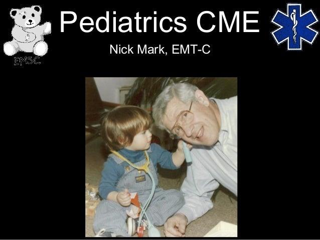 Pediatricscme2007 090317125834-phpapp01
