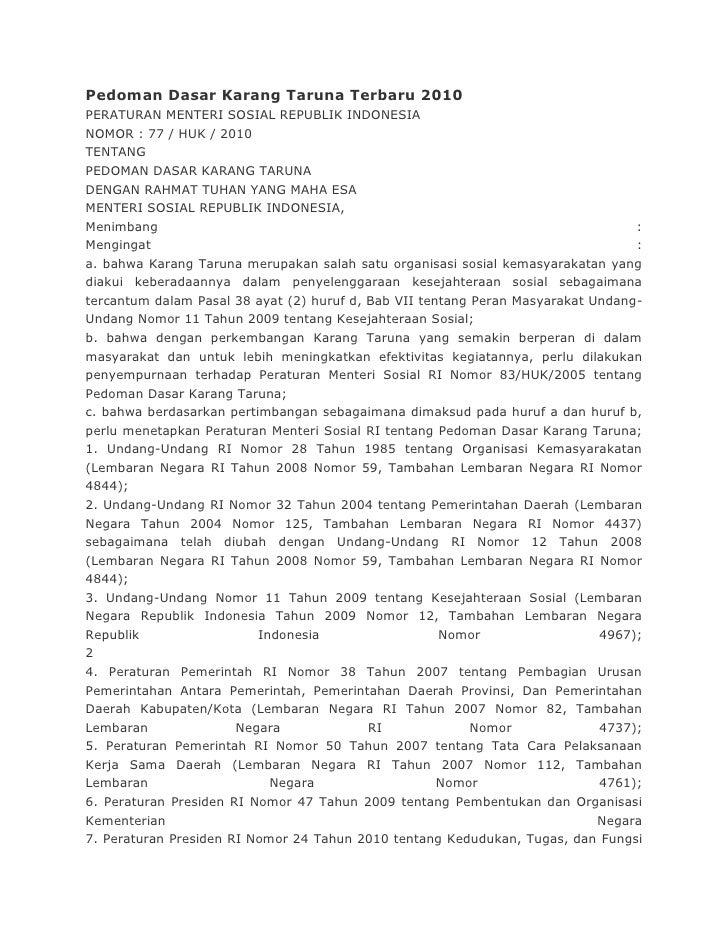 "HYPERLINK ""http://karangtaruna1960.blogspot.com/2011/06/pedoman-dasar-karang-taruna-terbaru.html"" Pedoman Dasar Karang Ta..."