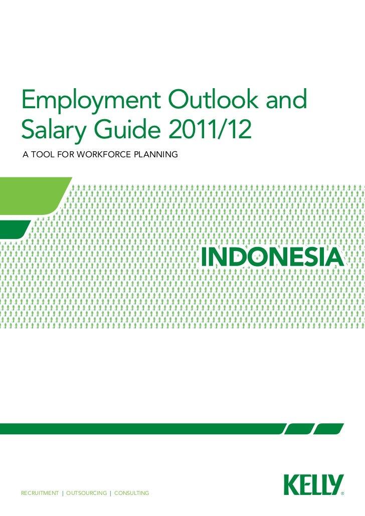 Pedoman Gaji Indonesia 2012