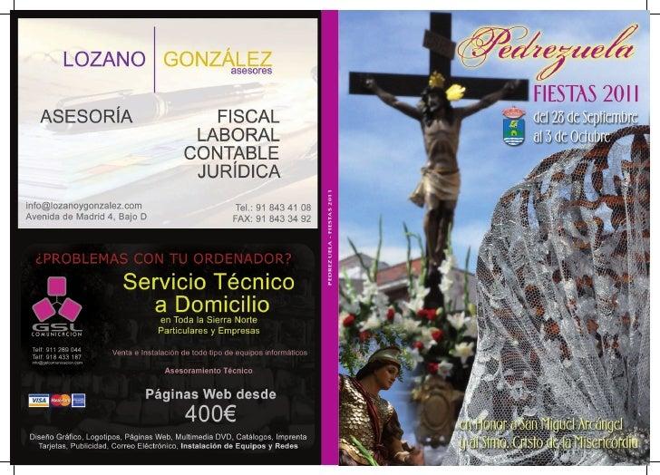 Pedrezuela fiestas 2011