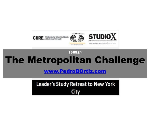 Pedro.ortiz india metropolitan challenge