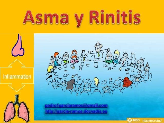 Inflammation               pedro1garciaramos@gmail.com               http://garcia-ramos.docvadis.es                      ...