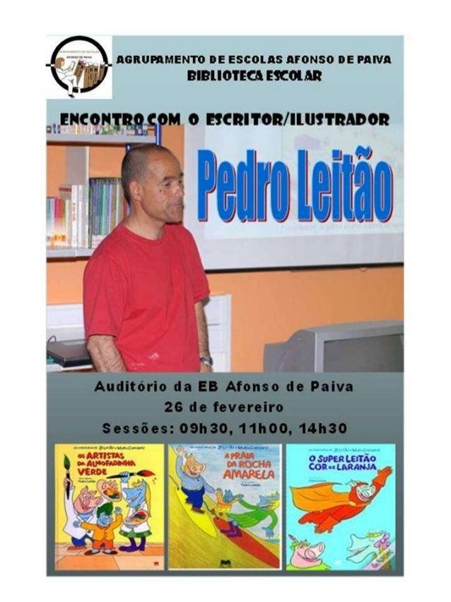 Olá alunos daEscola Básica Afonso de    Paiva!