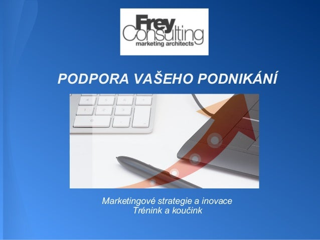 Představení a nabídka frey consulting 2014