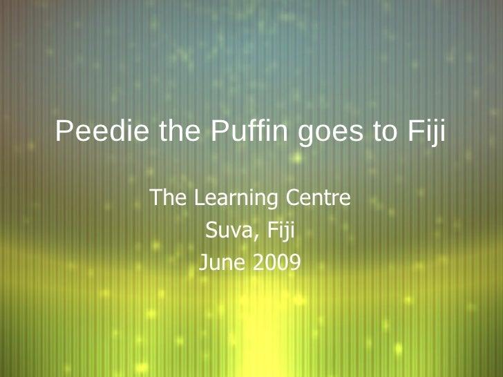 Peedie Puffin Slideshow