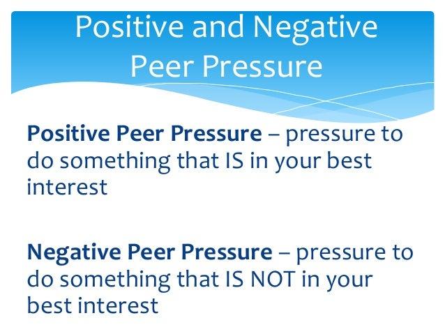 Negative Peer Pressure | www.imgkid.com - The Image Kid ...