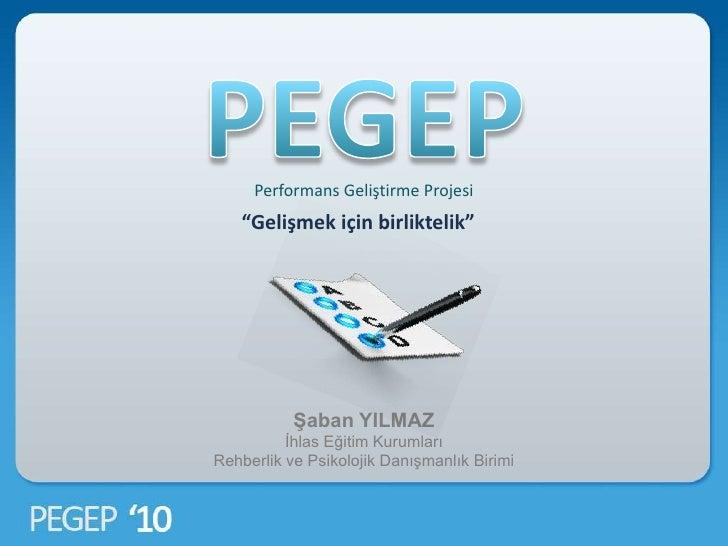Pegep