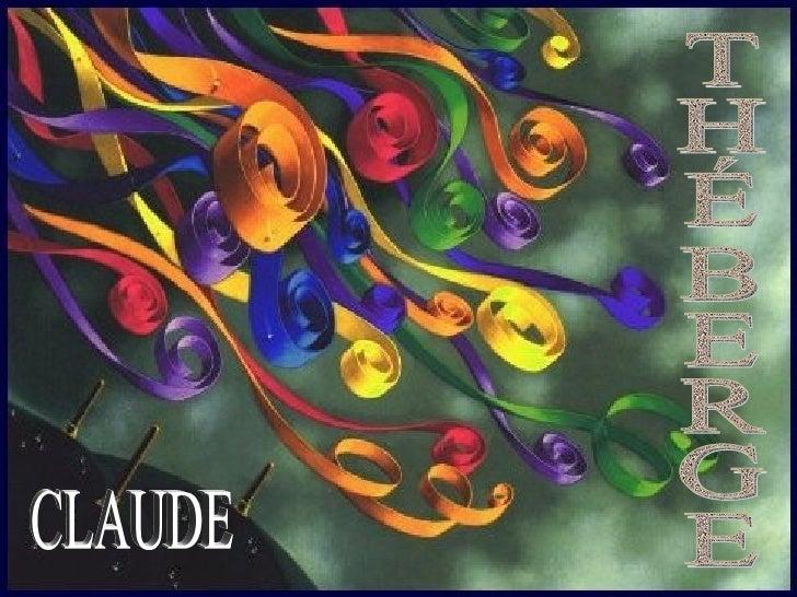 THÉBERGE CLAUDE