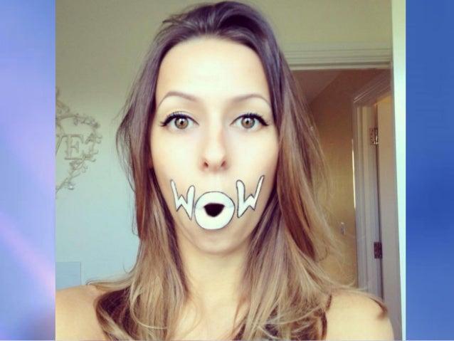 Laura Jenkison, peinture sur bouche