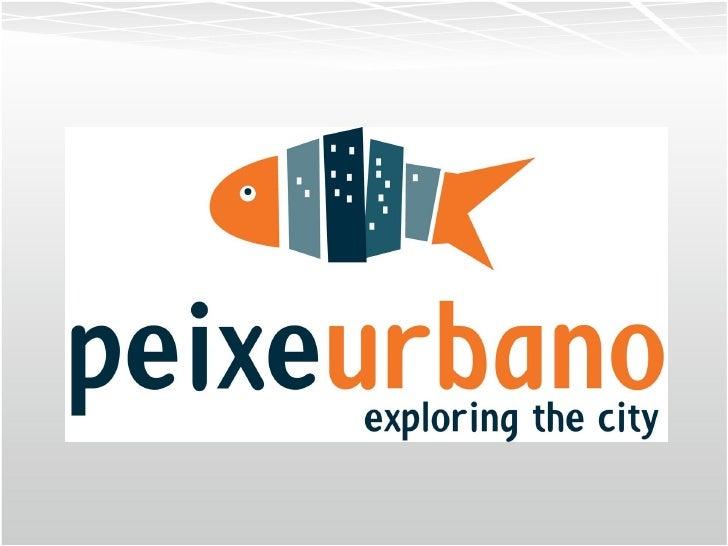 Apresentação do estudo de caso AWS do cliente Peixe Urbano