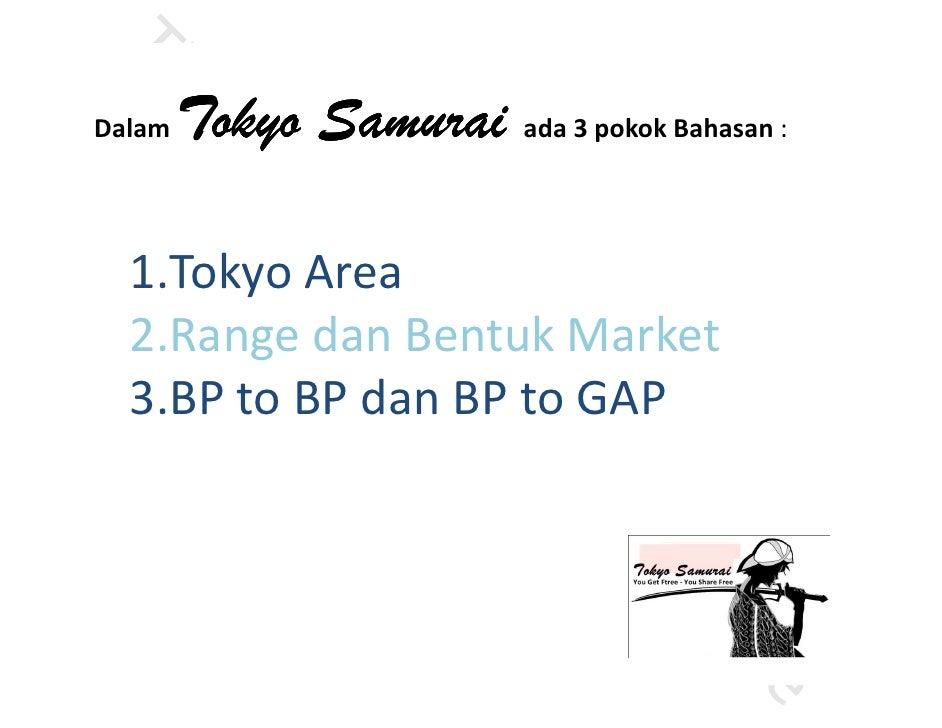 Tokyo samurai trading system