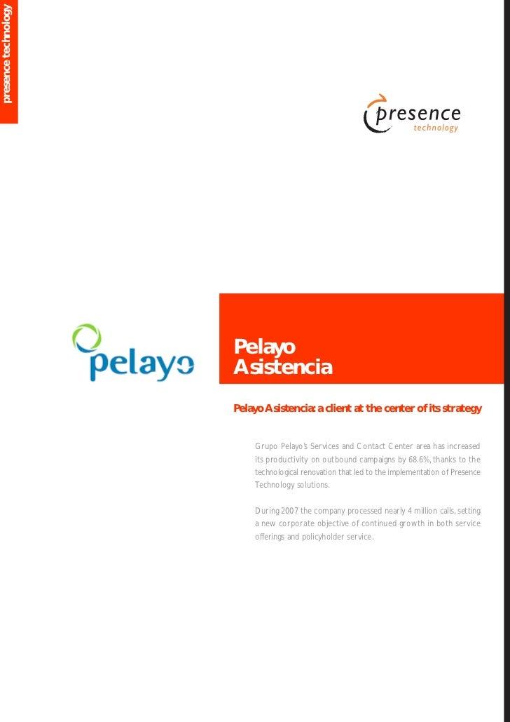 presence technology                      Pelayo                      Asistencia                      Pelayo Asistencia: a ...