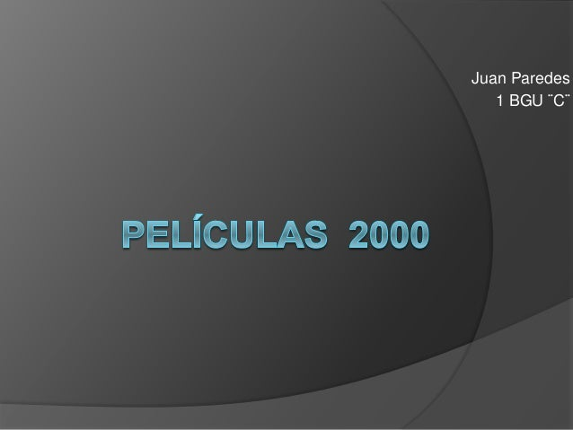 Juan Paredes 1 BGU ¨C¨