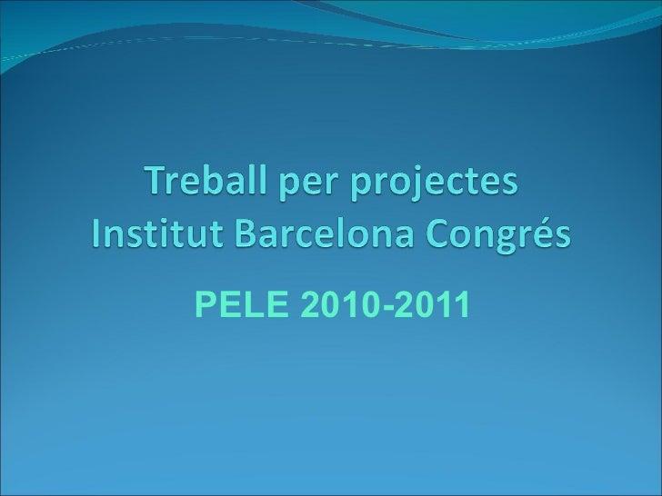 PELE 2010-2011