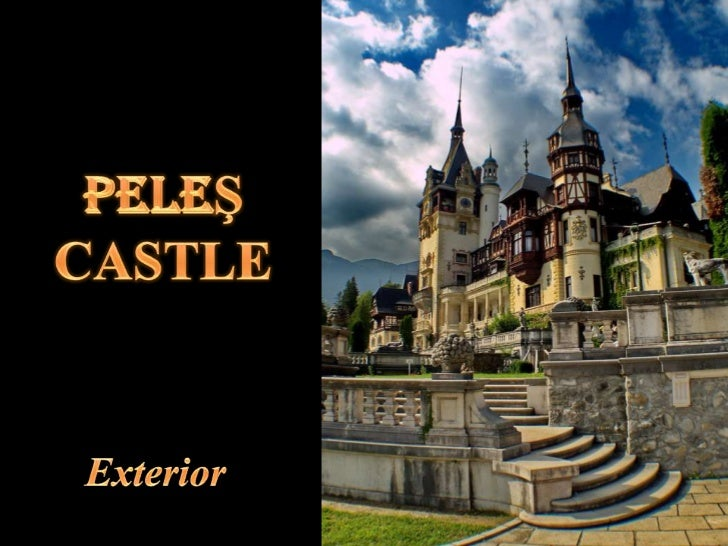 Peleș Castle ( [kasˈtelulˈpele ]) is a Neo-Renaissance castle in the Carpathian                                 ʃMountains...