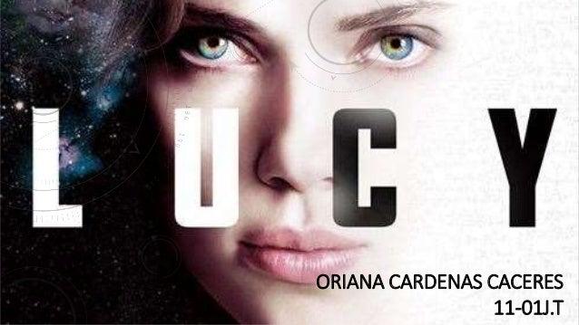 ORIANA CARDENAS CACERES 11-01J.T