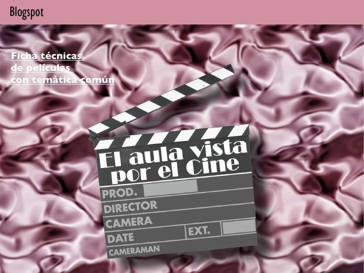 Ficha técnicas  de películas  con temática común