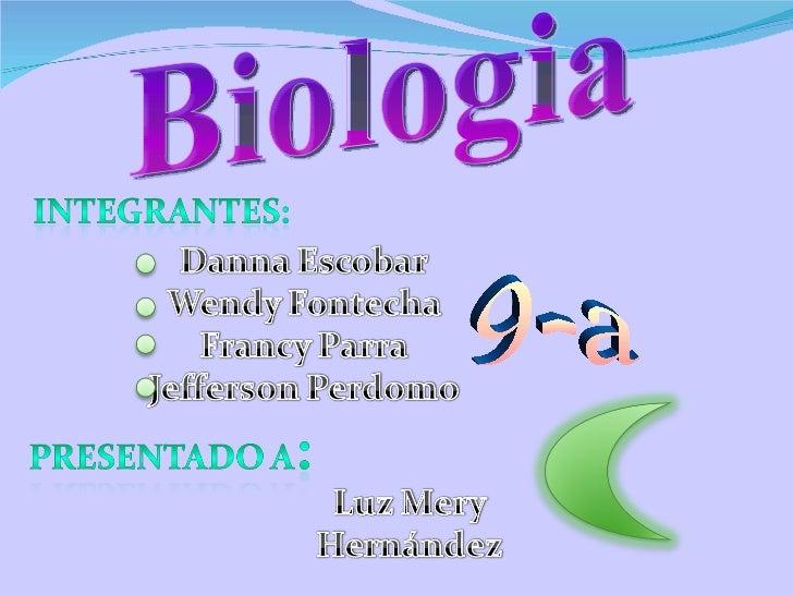 Biologia 9-a