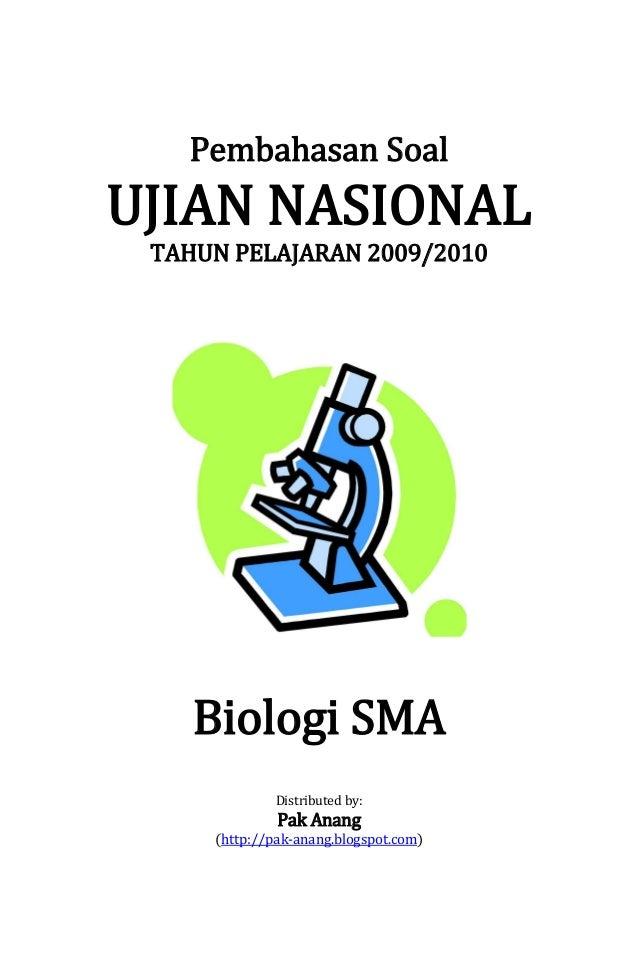 Soal Osn Biologi Smp Dan Pembahasan Contenterogon