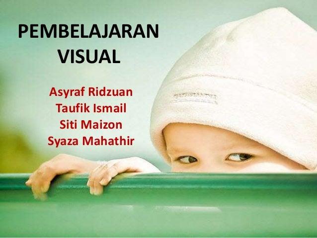 Pembelajaran Visual