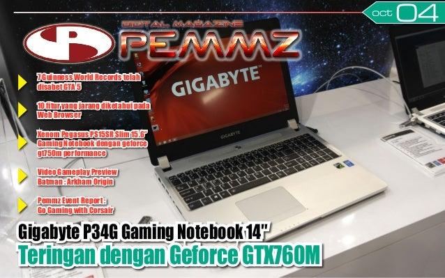 Digital Magazine Pemmz 4th Edition