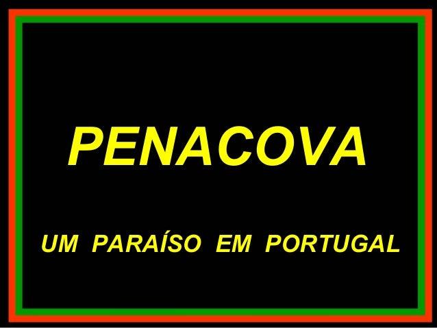 Penacova, um paraíso em portugal