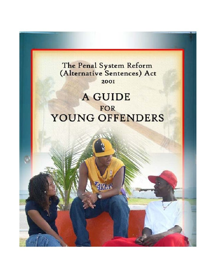 an essay on the young offenders act The young offenders act (the act) was an act of the parliament of canada,  granted royal assent in 1982 and proclaimed in force on april 2, 1984, that  regulated.